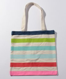 kate spade/Kate spade Candy Stripe Canvas Book Tote/501175343