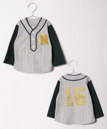 petit main/ベースボールTシャツ/501178967