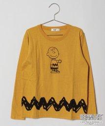 koe kids/チャーリーブラウン長袖Tシャツ/501182637
