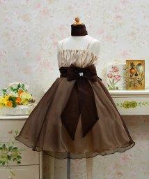 Little Princess/子供ドレス モカ/501185103
