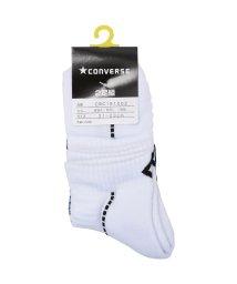 CONVERSE/コンバース/CONVERSE コンバース 2Pソックス 21-23cm/501194547