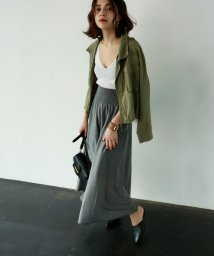 marjour/WIDE KNIT PANTS/501195150