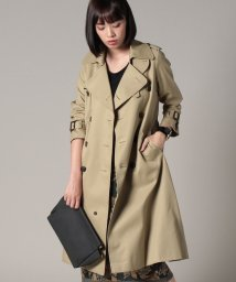 beautiful people/ultimate pima twillmaxilong trench coat/501176609