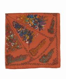 Spick & Span/【manipuri】スカーフ(Flower)65*65/501195707