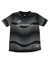 New Balance/ニューバランス/キッズ/NB KAKUSEI  昇華柄プラシャツ/501196086