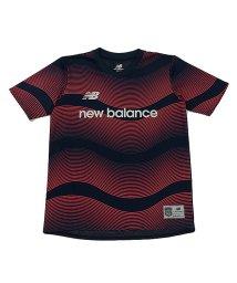 New Balance/ニューバランス/キッズ/NB KAKUSEI  昇華柄プラシャツ/501196087