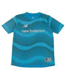 New Balance/ニューバランス/キッズ/NB KAKUSEI  昇華柄プラシャツ/501196088