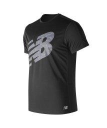 New Balance/ニューバランス/メンズ/アクセレレイトグラフィックショートスリーブTシャツ/501196141