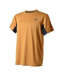 New Balance/ニューバランス/メンズ/R360 ヘザーグラフィックショートスリーブTシャツ/501196146
