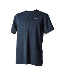 New Balance/ニューバランス/メンズ/R360 ヘザーグラフィックショートスリーブTシャツ/501196147