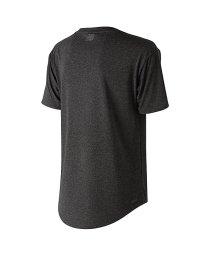 New Balance/ニューバランス/レディス/ヘザーテックショートスリーブTシャツ(グラフィック)/501196166
