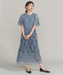 BEAUTY&YOUTH UNITED ARROWS/BY DRESS レースロングドレス/501196181