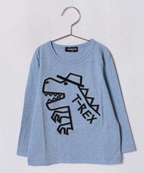 kladskap(クレードスコープ)/T-REX長袖Tシャツ/5383231