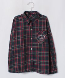 Lovetoxic/ワイドCHシャツ/501182827
