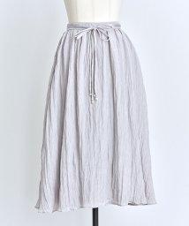 Noela/ワッシャーライクスカート/501195214