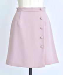 Noela/釦ラップ風スカート/501195227