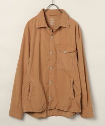 SAVE KHAKI/SKU SUPIMA FLEECE LINED SHIRT JACKET/501197509