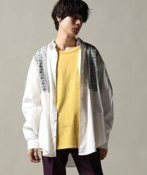 Journal Standard TRISECT/INDIA EMBROIDERY レギュラーシャツ/501197515