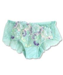 fran de lingerie/GRACE Flower Petal グレースフラワーぺタル コーディネートヒップハンガーショーツ/501197562