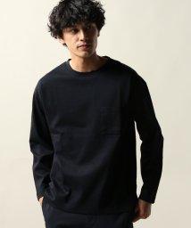 JOURNAL STANDARD relume Men's/ポンチ ロングスリーブTシャツ/501198851