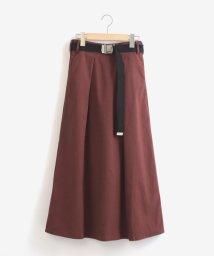 amelier MAJESTIC LEGON/ガチャベルト付きスカート/501016252