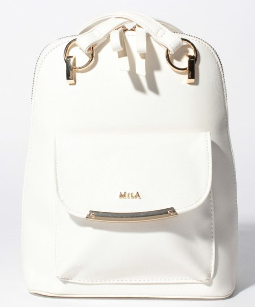 MIIA(ミーア)/2WAYコンパクトリュック/35831340