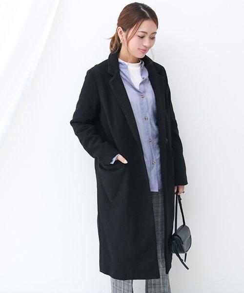 SocialGIRL(ソーシャルガール)/ロング丈チェスターコート/145512-41-108