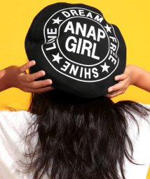 ANAP GiRL/サークルロゴベレー帽/501185508