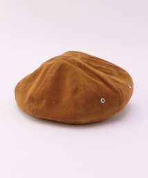 NOLLEY'S goodman/【halo Commodity/ハロ コモディティー】フェイクスエードベレー帽(Parker beret/h183-502)/501192214