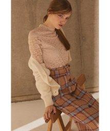 PROPORTION BODY DRESSING/《BLANCHIC》フェザーミディカーディガン/501197211