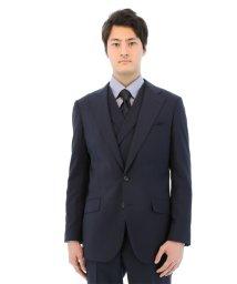 TAKA-Q/MARZOTTO PERFORMANCE SUIT 紺3ピーススーツY体 レギュラーフィット/501198327