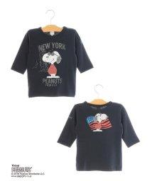 SHIPS KIDS/SHIPS KIDS:スヌーピー 7分袖 TEE(100~130cm)/501198926