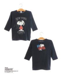SHIPS KIDS/SHIPS KIDS:スヌーピー 7分袖 TEE(145~160cm)/501198927
