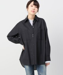 JOINT WORKS/rito double layered shirt/501199308