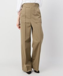 JOINT WORKS/rito widework pants with belt/501199725