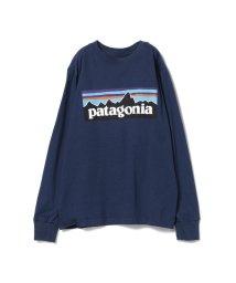 こどもビームス/patagonia/ボーイズ グラフィック ロングスリーブTシャツ 18 (5~14才)/501200709