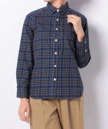 McGREGOR/【一部店舗限定】ツイルチェックシャツ/501179800