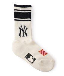SHIPS KIDS/ROSTER SOX:MLB ライン ソックス/501205447