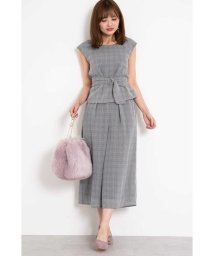 PROPORTION BODY DRESSING/チェックセットアップ/501208068