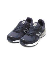 New Balance/【New Balance】▽New Balance M990NV4/501212718