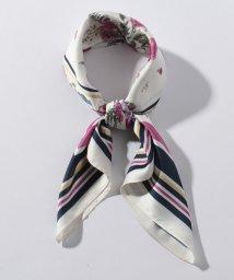 axes femme/薔薇柄スカーフ/501193584