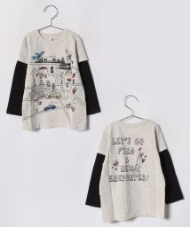 Green Parks(Kids)/レイヤードTシャツ/501195977
