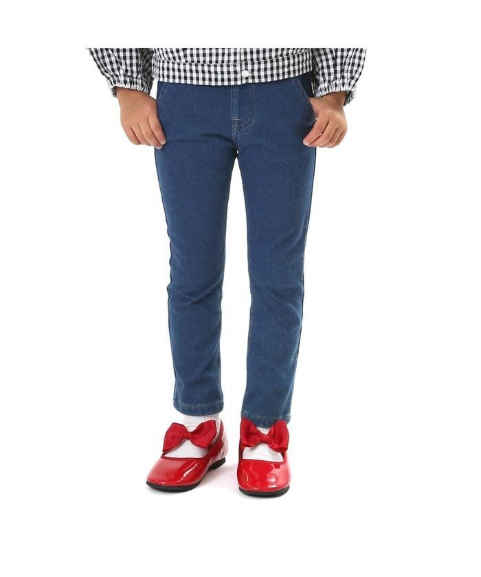 デニムニット | 7days Style パンツ 10分丈