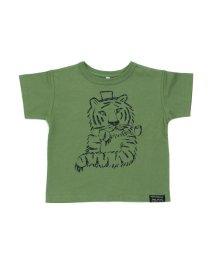 BREEZE / JUNK STORE/ネット限定4色2柄どうぶつTシャツ/501214837