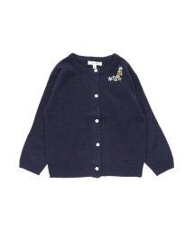 Seraph / F.O.KIDS MART/花刺繍ニットカーディガン/501217522