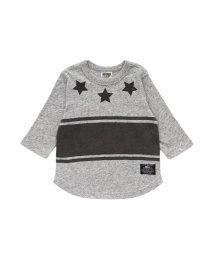 F.O.KIDS / F.O.KIDS MART/ライン7分袖Tシャツ/501218140