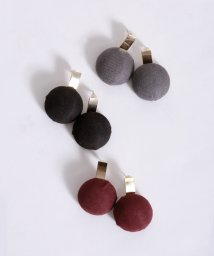 marjour/COVERED BUTTON PIERCE/501222380