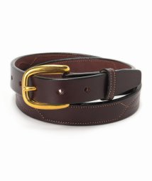 JOURNAL STANDARD relume/【TORY / トリー】 LEATHER Stitched pattern belt/501223114