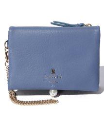 LANVIN en Bleu(BAG)/シャペルパスケース/501223181
