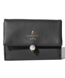 LANVIN en Bleu(BAG)/シャペル3つ折りミニ財布/501223232